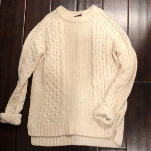 Theory size P preloved sweater
